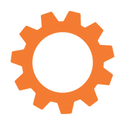Gear icon for Stablebuzz Stable Managment Solutions