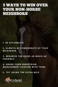 equestrian management