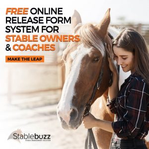Picture advertising Free Online release for stable owners and coaches