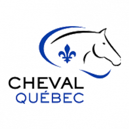 Cheval Quebec logo hosted on the Stablebuzz Stable Management website