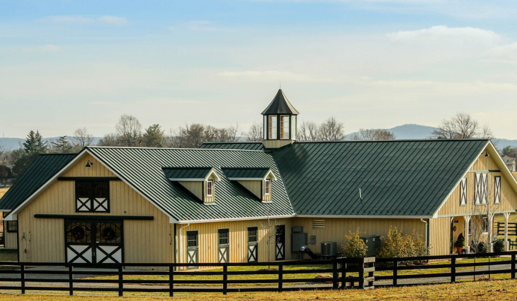 Buying a Working Equestrian Facility vs Starting Your Own From Scratch